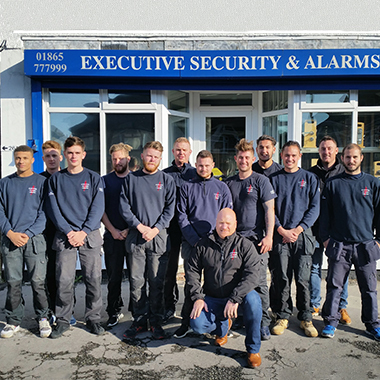 Security Company Oxford